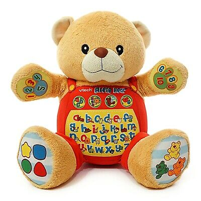 VTech Large Alfie Bear My Phonics Educational Toy Letters Numbers Shapes Colours