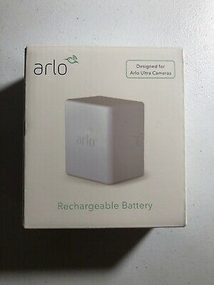 Arlo - Rechargeable Lithium-ion Battery for Arlo Ultra and Pro 3 Wire-Free Se...