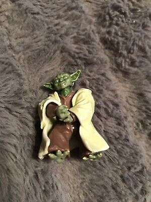 Star Wars Yoda Loose Figure Fodder 2001 Not Baby Yoda From The Mandalorian
