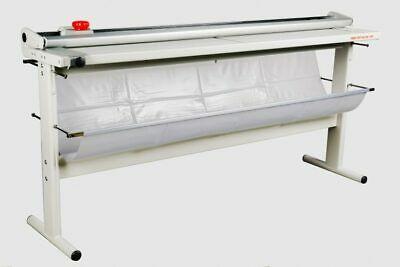 Neolt Manual Trim 145cm Rotary Trimmer, Stand & Basket commercial guillotine