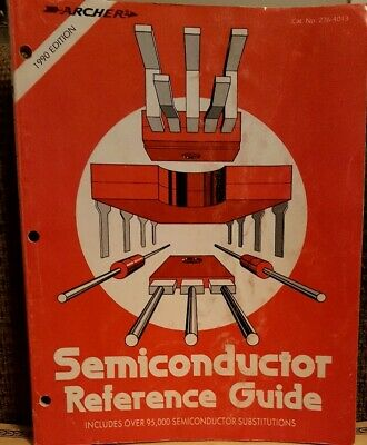 Semiconductor Replacement Guide/Cross Reference/Instructions 1990 Edition