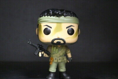 Funko Pop Vinyl Figure Games Call Of Duty - MSGT. Frank Woods Check Weapon