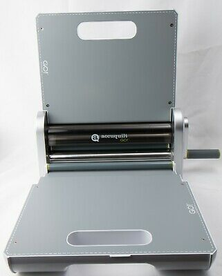 AccuQuilt Go Fabric Cutter Quilt Making System 55100 machine only
