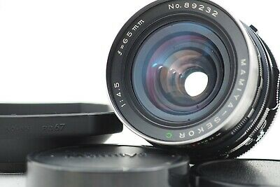 """""""NMint"""" MAMIYA SEKOR C 65mm f/4.5 Lens For RB67 Pro S SD RZ67 From Japan 644"""