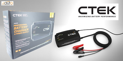 New CTEK PRO25S Battery Charger 12V Vehicle Battery With Lithium-Ion (LiFePO4)