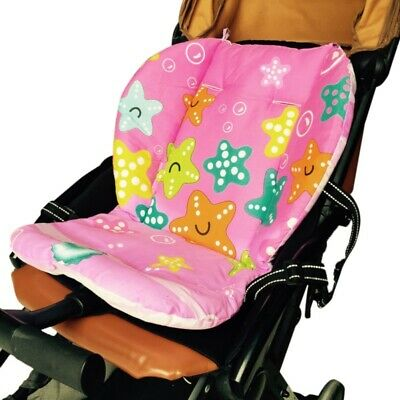 Baby Kids Pushchair Cushion Safe Seat Stroller High Chair Pad Support Pillow