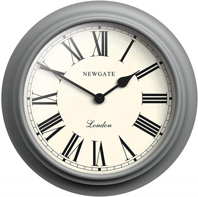 NEWGATE® The Westhampton Extra Large Decorative Wall Clock Perfect for Roman
