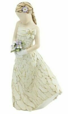 *** More Than Words Flower Girl Figurine ***By Arora Design Willow Tree