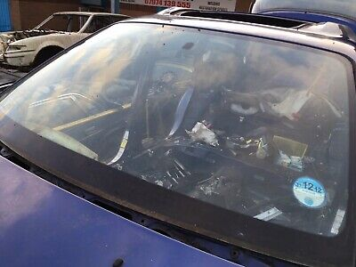 Subaru Legacy and Outback Front Windscreen 2002 3rd Gen Chipped but MOT-legal