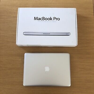 "Apple MacBook Pro 13.3"" Laptop - Silver  (MD102B/A) (A1278)"