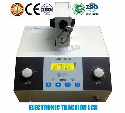 Spinal Traction Cervical & Lumbar Traction Electronic Indotrac-D Physiotherapy E