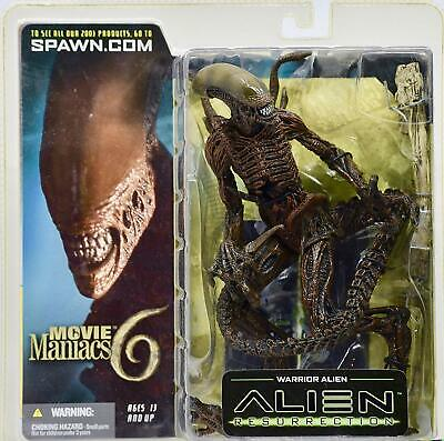 McFarlane Toys Movie Maniacs Series 6 Alien and Predator Action Figure Warrior
