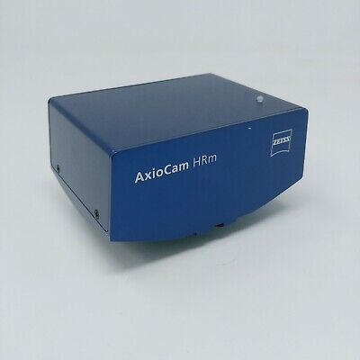 Zeiss Microscope AxioCam HRm Camera 0445-553
