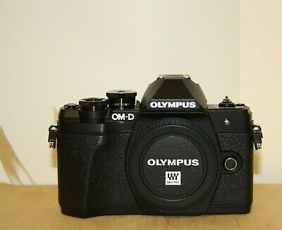 Olympus OMD E-M10 Mark 3 Brand New & Boxed BODY ONLY