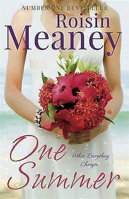 One Summer: From the Number One Bestselling Author, Meaney, Roisin , Very Good,
