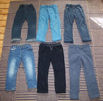 Boys 4 - 5 Years Jeans / Trousers Bundle - 6 Pairs - Inc NEXT John Lewis George