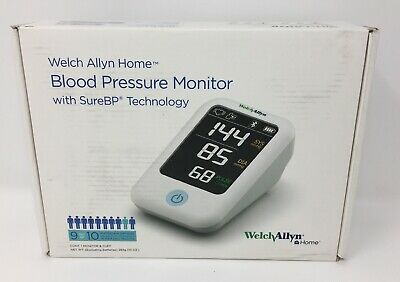 Welch Allyn Home H-BP100SBP Blood Pressure Monitor - Open Box - (A Bulk TO)