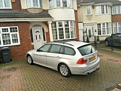 2006 Bmw 320D Se Touring Estate Full Leather Interior Panoramic Roof, Tow Bar