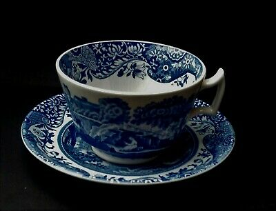 Spode Italian Breakfast Cup And Saucer