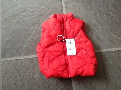 Mothercare Body Warmer Baby 3-6 Months