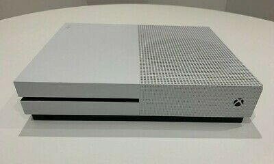 Microsoft Xbox One S Slim Games Console 500GB ** FAULTY SPARES OR REPAIR **