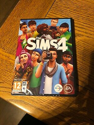 The Sims 4 (PC: Windows/ Mac) *Brand New And Sealed*