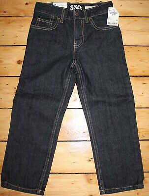 NEW with Tags Boys 3 - 4 Years Oshkosh Classic Fit Jeans