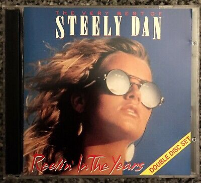 Steely Dan -The Very Best - 1985 CD - Mint
