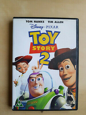 Toy Story 2 (DVD, 2000)
