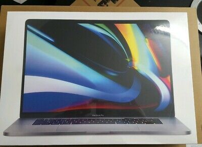"New Apple MacBook Pro 16"" inch 1TB SSD 8Core i9 9th Gen 2.30 GHz 16GB Space Grey"