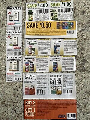 Canada Coupons - Over $32 Savings