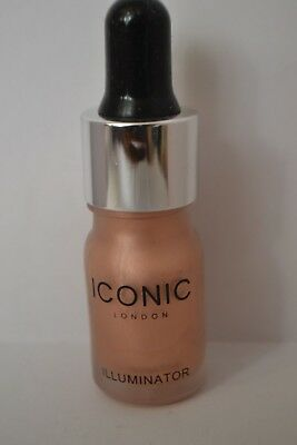Iconic London illuminator Drops in Blush (golden) travel size 5ml