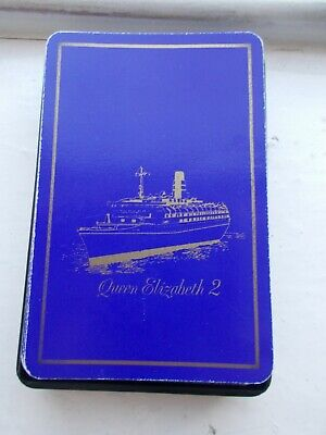 Vintage QE2 Playing Cards