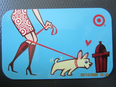 FRENCH BULLDOG  TARGET  trade NO VALUE collect GIFT CARD 2