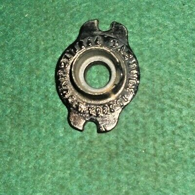 VTG 1800s OLD VICTORIAN ORNATE DOOR BELL BACKPLATE JEWELRY/ARTS/CRAFTS/PINTEREST