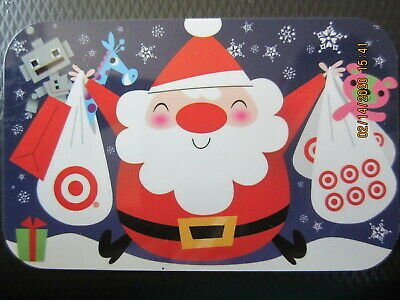 SANTA w GIFTS   TARGET  trade NO VALUE collect GIFT CARD 2