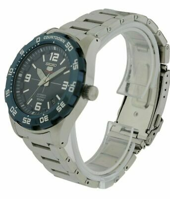 Seiko Sports 5 Men's 100M Water Resistant Watch with SRPB85K1 Automatic BNIB.