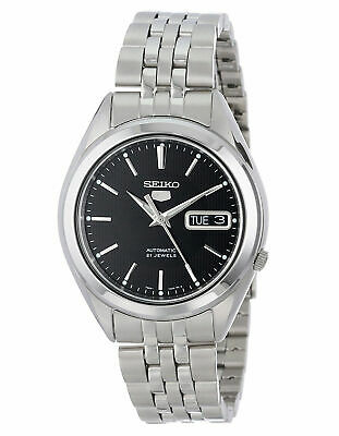 Seiko 5 SNKL23K1 Automatic Stainless Steel Analog Men's Watch from japan F/S W/T