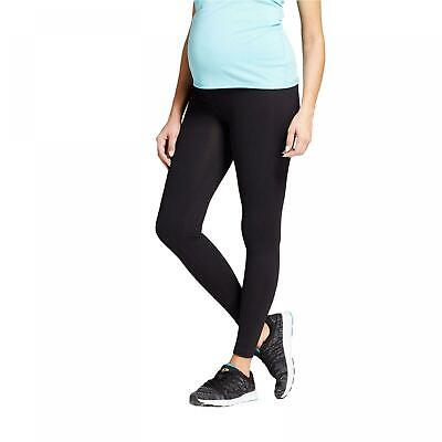 NWT Isabel Maternity by Ingrid & Crossover Panel Active Leggings. 1536