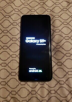 Samsung Galaxy S9 Plus SM-G965 - 64GB - Midnight Black (Xfinity/Unlocked)
