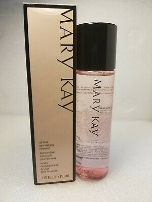 Mary Kay Oil Free Eye Makeup Remover 3.75 FL OZ Full Size - Free Ship New in Box