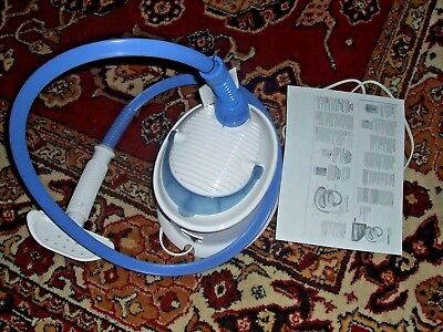 Conair Compact Fabric Steamer Model GS33 Commercial Quality