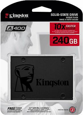 Kingston SSD A400 240 GB Solid-State-Drive (2.5 inch, SATA 3)