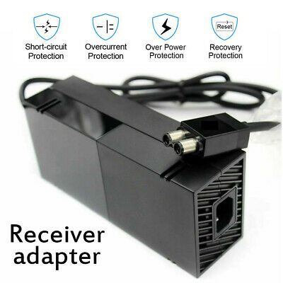Brick Power Supply For XBOX ONE Console UK Mains Plug Charger Cable Adapter SALE