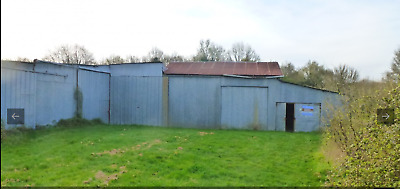 Barn With Land