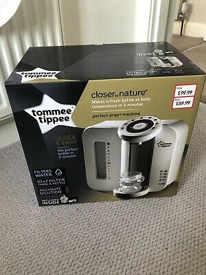 BRAND NEW- Tommie Tippee perfect prep. Never Opened