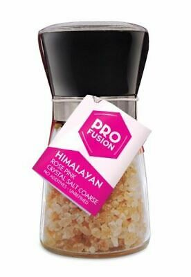 Profusion  Himalayan Rose Pink Salt Round Mill - Coarse - 200g - 72051