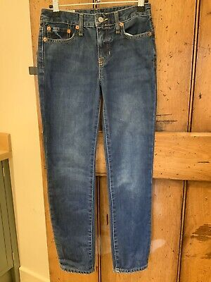 Polo Ralph Lauren Blue Straight Leg Jeans Boys Size 12