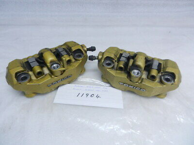 Suzuki Gsxr1000K4 Front Brake Calipers  (11904)