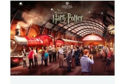 Warner Bros. Studio Tour London : the making of Harry Potter tickets for 26. 01